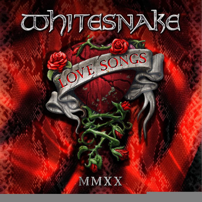 Whitesnake - CD LOVE SONGS