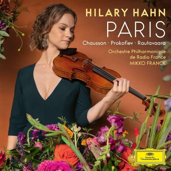 CD HAHN HILLARY - PARIS