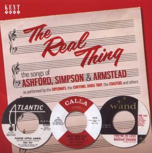 CD V/A - REAL THING