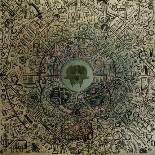 CD APE MACHINE - MANGLED BY THE MACHINE