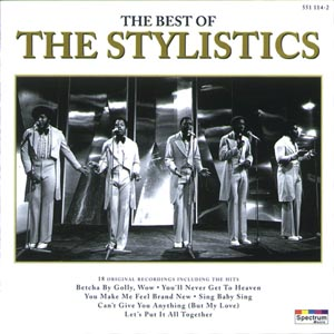 CD STYLISTICS - THE BEST OF