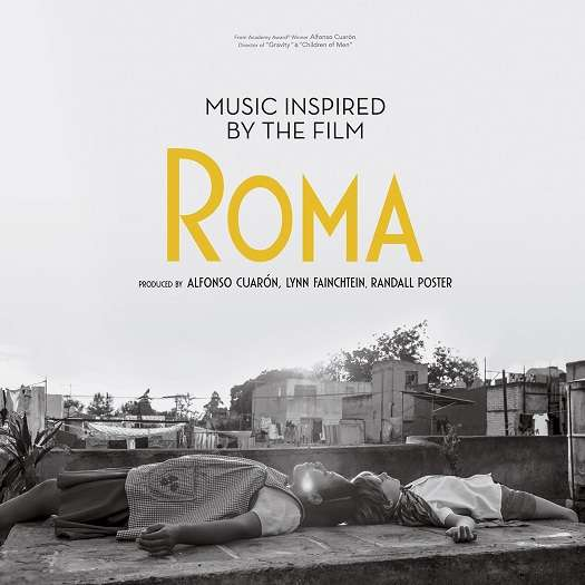 OST - CD Music Inspired By the Film Roma