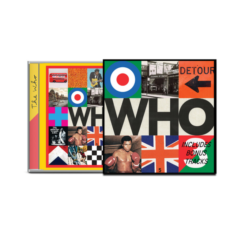 The Who - CD WHO/DELUXE