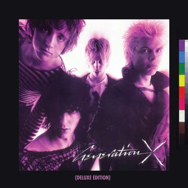 CD GENERATION X - GENERATION X (DELUXE EDITION)