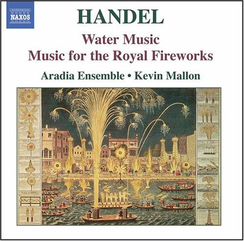 CD HANDEL, G.F. - WATER MUSIC/MUSIC FOR THE