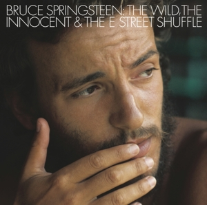 Bruce Springsteen - CD WILD, THE INNOCENT AND THE E STREET SHUFFLE