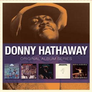 CD HATHAWAY, DONNY - ORIGINAL ALBUM SERIES