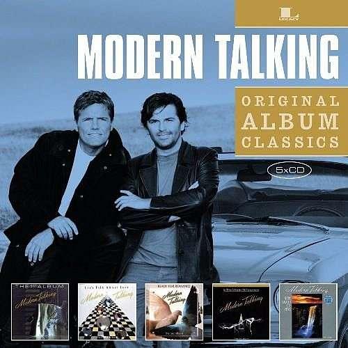 Modern Talking - CD Original Album Classics