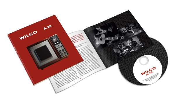 CD WILCO - A.M. (SPECIAL EDITION)
