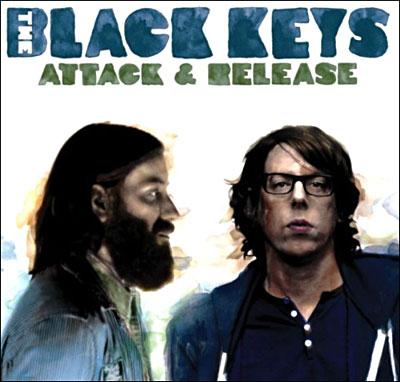 CD BLACK KEYS, THE - ATTACK & RELEASE