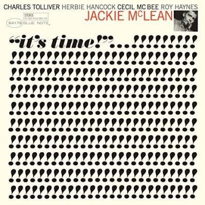 Vinyl MCLEAN JACKIE - IT'S TIME