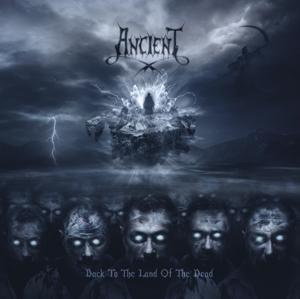 Vinyl ANCIENT - BACK TO THE LAND OF THE DEAD