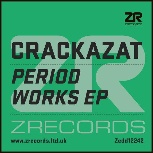CD CRACKAZAT - PERIOD WORKS-THE ALBUM