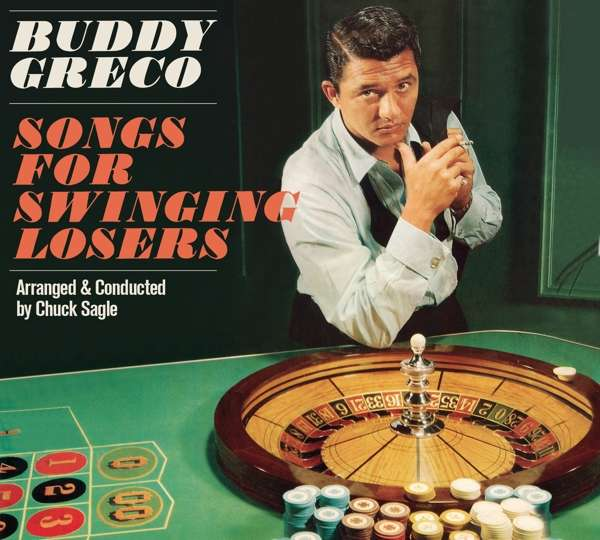 CD W - SONGS FOR SWINGING LOSERS + BUDDY GRECO LIVE