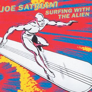 CD SATRIANI, JOE - Surfing With The Alien