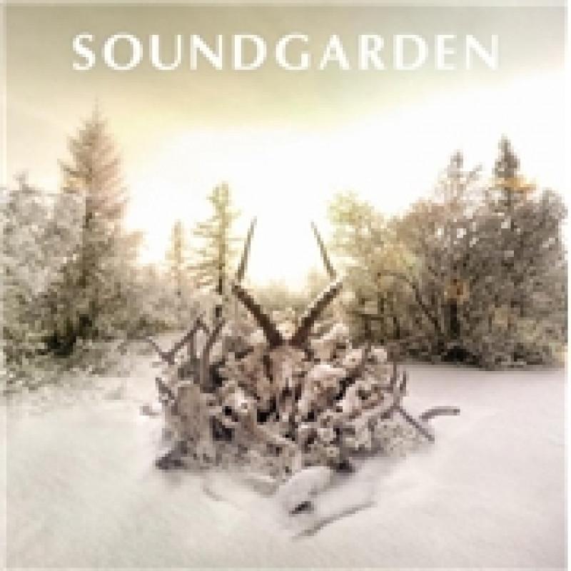 CD SOUNDGARDEN - KING ANIMAL/DELUXE
