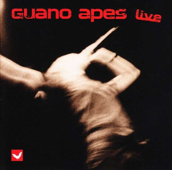 CD GUANO APES - LIVE
