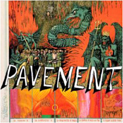 CD PAVEMENT - QUARANTINE THE PAST: THE BEST OF