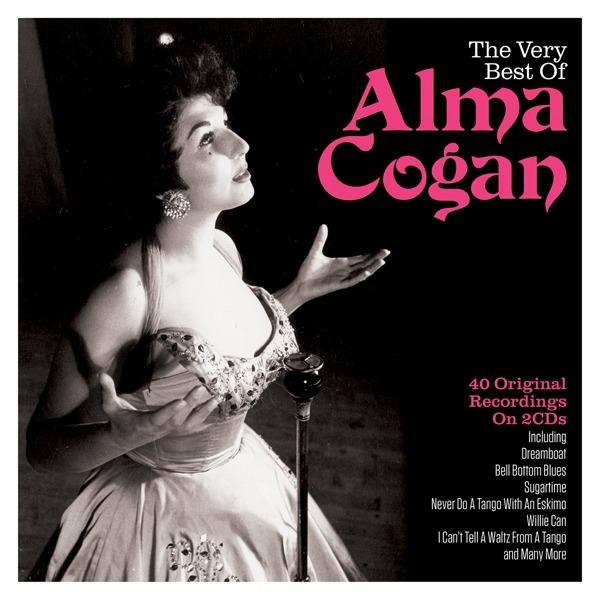 CD COGAN, ALMA - VERY BEST OF