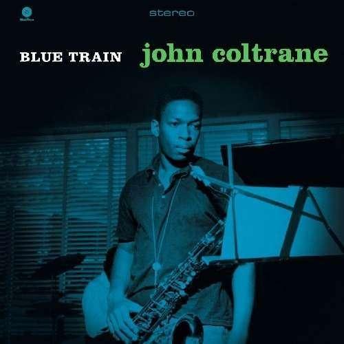 CD COLTRANE, JOHN - BLUE TRAIN + LUSH LIVE