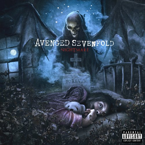 Avenged Sevenfold A7X - CD NIGHTMARE