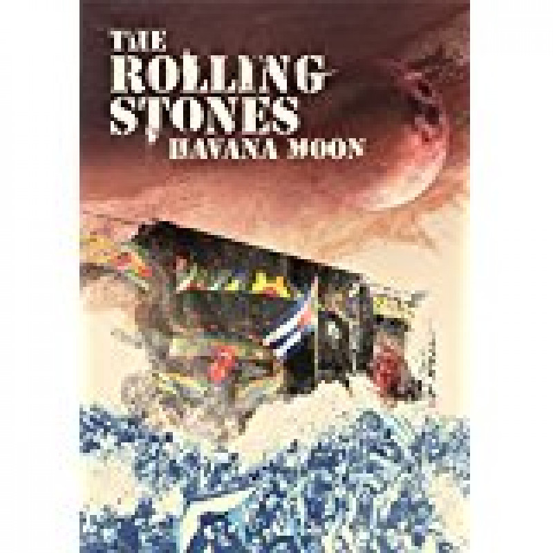 Rolling Stones - DVD HAVANA MOON
