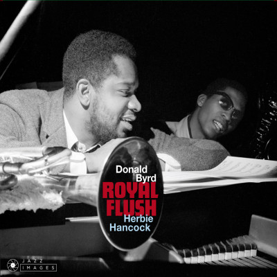 CD BYRD, DONALD & HERBIE HAN - ROYAL FLUSH + OUT OF THIS WORLD + THE CAT WALK