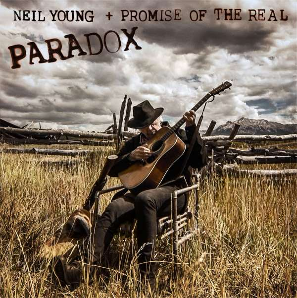 CD YOUNG, NEIL + PROMISE OF THE REAL - PARADOX (ORIGINAL MUSIC FROM THE FILM)