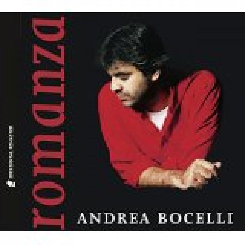 ANDREA BOCELLI - Vinyl ROMANZA REMASTERED
