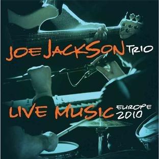 CD JACKSON, JOE - LIVE MUSIC
