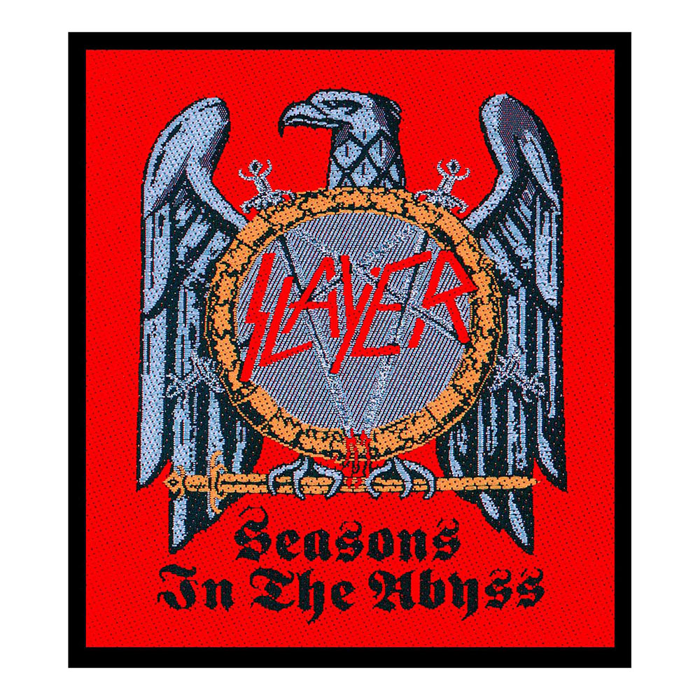 Slayer - Nažehlovačka Seasons In The Abyss
