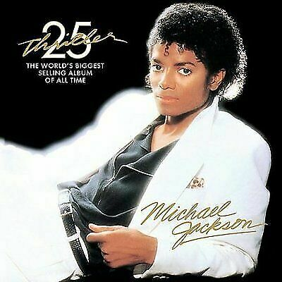 CD JACKSON, MICHAEL - Thriller