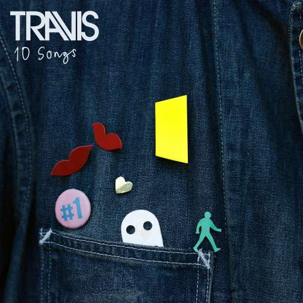 Travis - CD 10 SONGS (DELUXE)