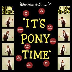 Vinyl CHECKER, CHUBBY - IT'S PONY TIME