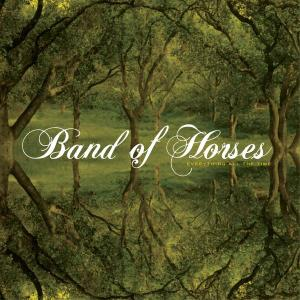 CD BAND OF HORSES - EVERYTHING ALL THE TIME