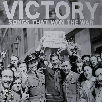 CD V/A - VICTORY - THE SONGS THAT WON THE WAR