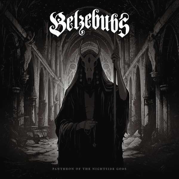 CD Belzebubs - Pantheon of the Nightside Gods