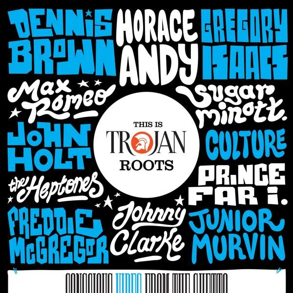 CD VARIOUS ARTISTS - THIS IS TROJAN ROOTS