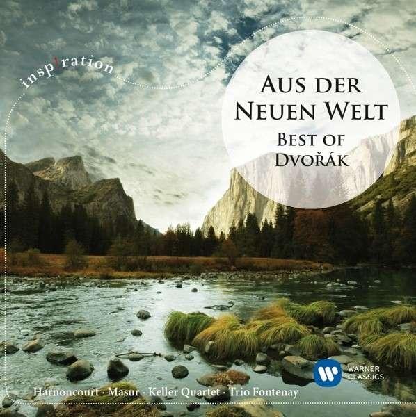 Various - CD SLAWISCHE TANZE / AUS DER NEUEN WELT: BEST OF DVORAK