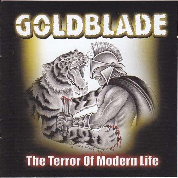 CD GOLDBLADE - TERROR OF MODERN LIFE
