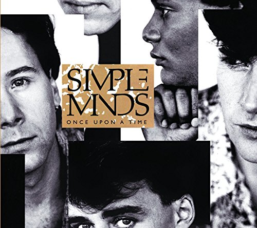 CD SIMPLE MINDS - ONCE UPON A TIME