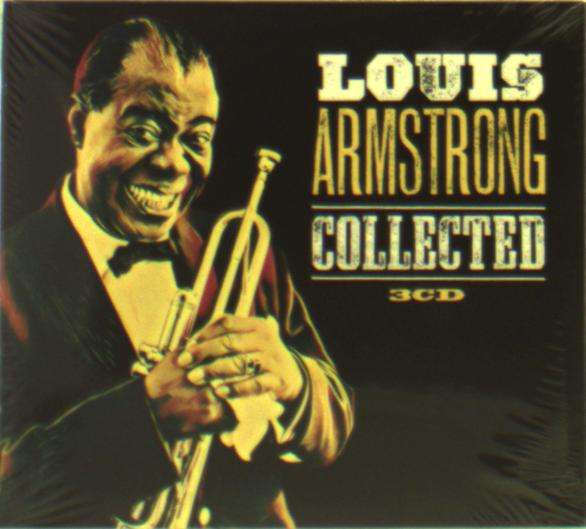 CD ARMSTRONG, LOUIS - COLLECTED