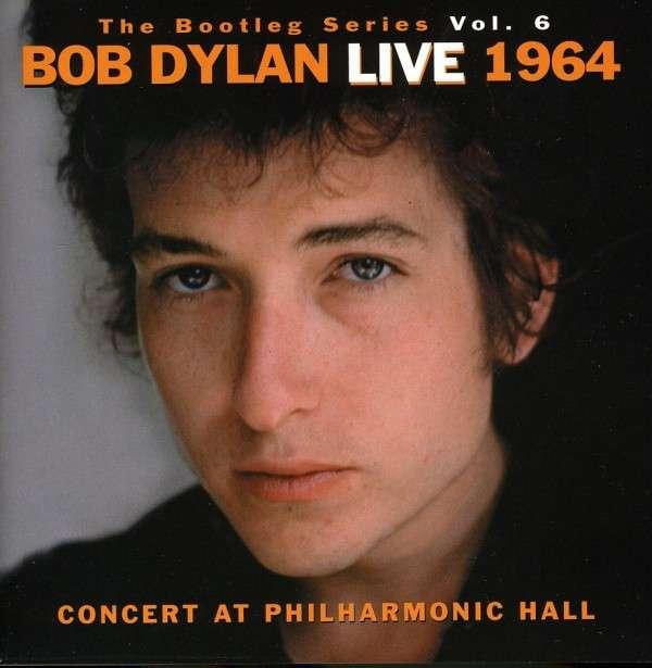 Bob Dylan - CD BOOTLEG SERIES 6: LIVE 1964 - CONCERT AT PHILHARMONIC HALL