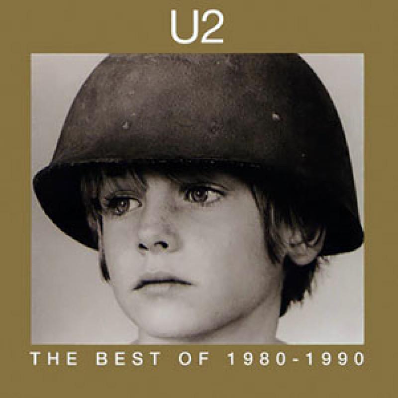 U2 - CD BEST OF 1980-1990