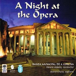 CD V/A - A NIGHT AT THE OPERA