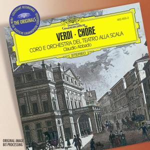 CD ABBADO/C&O TEATRO SCALA - SBORY SLAVNE OPERNI