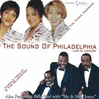 CD V/A - Sound of Philadelphia: Live In London