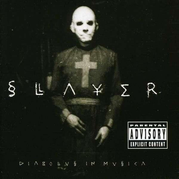 Slayer - CD DIABOLUS IN MUSICA
