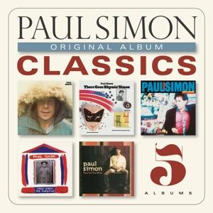 CD SIMON, PAUL - Original Album Classics