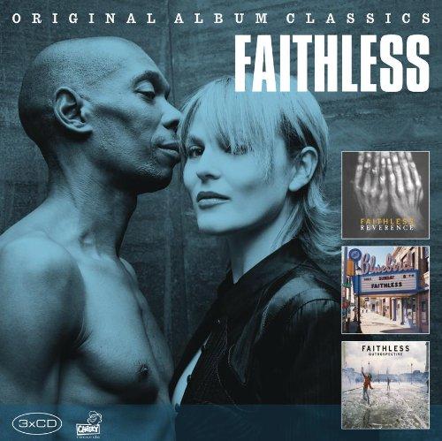 FAITHLESS - CD ORIGINAL ALBUM CLASSICS